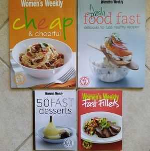 Recipe Books - Women's Weekly Collection